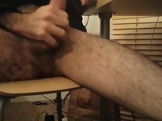 Jerking Off While I Watch Porn