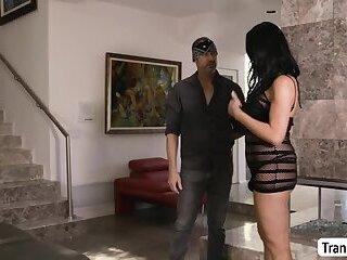 Hot TBabe Marissa Minx satisfy her Horny Husbands fucking needs
