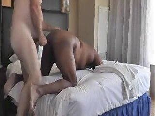 Verbal White Top Fills Black Ass 3 Times