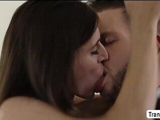 Horny Boyfriend enjoys fucking her TBabe Lover Korra DelRios ass
